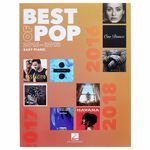 Hal Leonard Best Of Pop 2016-2018 Easy