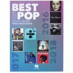 Hal Leonard Best Of Pop 2016-2018 PVG