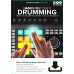 DVD Lernkurs Hands On Finger Drumming