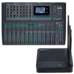 Soundcraft Si Impact Router Bundle