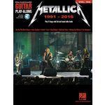 Hal Leonard Metallica: 1991-2016 Guitar