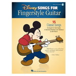 Hal Leonard Disney Songs for Fingerstyle