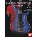 Mel Bay Classical Masterpieces f. Bass