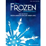 Hal Leonard Frozen - The Broadway PVG