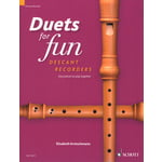 Schott Duets for Fun Descant Recorder