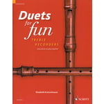 Schott Duets for Fun Treble Recorder