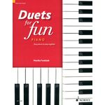 Schott Duets for Fun Piano