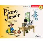 Schott Heumann Piano Junior T Vol.1