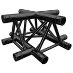 Global Truss F33C41-B Cross Black