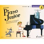 Schott Heumann Piano Junior K Vol.1