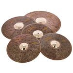 Zultan Dune Grand Cymbal Set