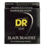 DR Strings Black Beauties BKE-10/52