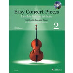 Schott Easy Concert Double Bass Vol.2