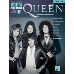 Hal Leonard Drum Play-Along Queen