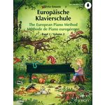 Schott Europäische Klavierschule 2+CD