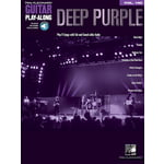 Hal Leonard Guitar Play-Along Deep Purple