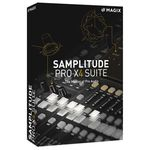 Magix Samplitude Pro X4 Suite EDU