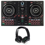 Hercules DJ Control Inpulse 300 Bundle
