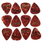 Gibson Tortoise Picks Medium 12pc