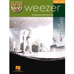 Hal Leonard Guitar Play Along Weezer