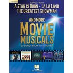 Hal Leonard Movie Musicals Easy Piano