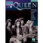 Hal Leonard Bass Play-Along Queen
