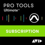 Avid Pro Tools Ultimate 1Y Subscrip