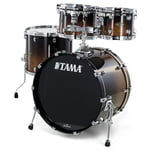 Tama Starcl. Walnut/Birch 4pcs -TMF