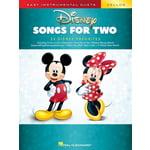 Hal Leonard Disney Songs For Two Cello