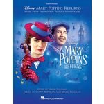 Hal Leonard Mary Poppins Returns Easy