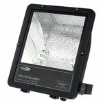 Showtec Floodlight HQ-150 Black ASYM