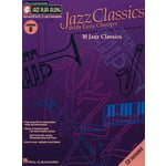 Hal Leonard Jazz Play Along Jazz Classics