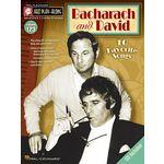 Hal Leonard Jazz Play-Along Bacharach