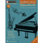 Hal Leonard Jazz Play Along Early Jazz