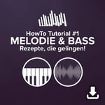 DVD Lernkurs HowTo Tutorial 1 Melodie&Bass