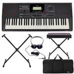 Casio CT-X5000 Deluxe Bundle