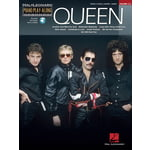 Hal Leonard Queen Piano Play-Along PVG