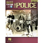 Hal Leonard Bass Play-Along The Police