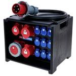 PCE Merz M-SVE3 63/121-9 Distributor