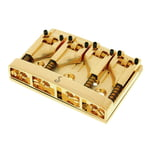 Schaller Bass Bridge 3D-4 Gold