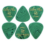 dAndrea Ultra Plecs 1,5mm Pick Set GEM