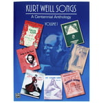 Alfred Music Publishing Kurt Weill Songs Vol.1