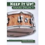 Rudolf Pravda Keep It Up - Snare Drum 1