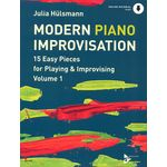 Advance Music Modern Piano Improvisation