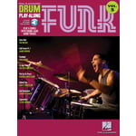 Hal Leonard Drum Play-Along Funk