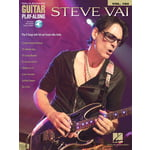 Hal Leonard Guitar Play Along Steve Vai