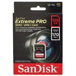 SanDisk Extreme Pro SDXC 128GB