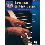 Hal Leonard Keyboard Play-Along Lennon