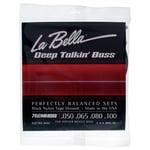 La Bella 760NHBB Beatle Bass Set BN