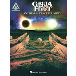 Hal Leonard Greta Van Fleet Anthem Of The